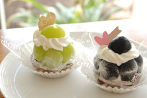 ブドウのタルト|新安城のお菓子の店(ケーキ屋)|モントル|お誕生日ケーキ・季節のタルト・焼き菓子ギフトなど。カフェ併設