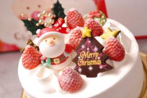 クリスマスケーキ11月5日より受付開始です|新安城のお菓子の店(ケーキ屋)|モントル|お誕生日ケーキ・季節のタルト・焼き菓子ギフトなど。カフェ併設