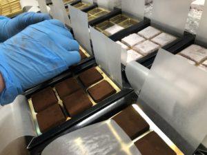 生チョコできましたよー!|新安城のお菓子の店(ケーキ屋)|モントル|お誕生日ケーキ・季節のタルト・焼き菓子ギフトなど。カフェ併設