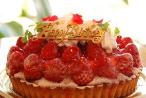 イチゴタルト|新安城のお菓子の店(ケーキ屋)|モントル|お誕生日ケーキ・季節のタルト・焼き菓子ギフトなど。カフェ併設
