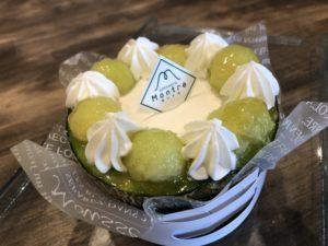 メロン メロン メロン🍈|新安城のお菓子の店(ケーキ屋)|モントル|お誕生日ケーキ・季節のタルト・焼き菓子ギフトなど。カフェ併設