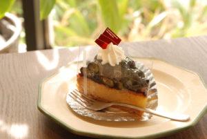 ブルーベリーたっぷりタルト|新安城のお菓子の店(ケーキ屋)|モントル|お誕生日ケーキ・季節のタルト・焼き菓子ギフトなど。カフェ併設