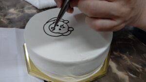 【ケーキ物語】2日続けてのお祝いケーキ|新安城のお菓子の店(ケーキ屋)|モントル|お誕生日ケーキ・季節のタルト・焼き菓子ギフトなど。カフェ併設